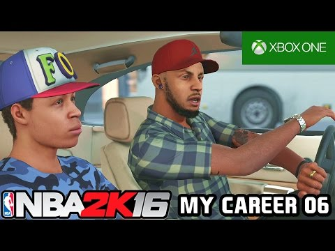 NBA 2K16 - MY CAREER: REVELAÇÃO BOMBÁSTICA!!! #06 [XBOX ONE]
