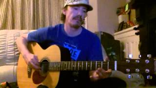 Acoustic cover  Peter Green Oh well part 1 and a lil of part 2