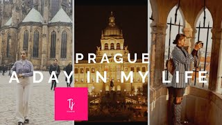 A DAY IN MY LIFE IN PRAGUE| H&MOSCHINO | KARLOVY VARY |