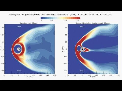 Solar Wind Impact, Cascadia Pattern, Truth Crisis | S0 News Oct.24.2019