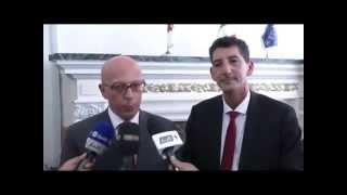 غرفة التجارة والصناعة سيبوس عنابة تستقبل السفير الايطالي في الجزائر