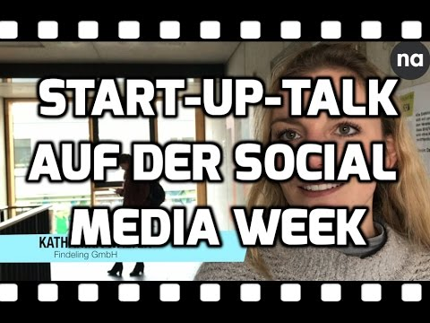 BLOGPOST - PR-Coaching für Start-ups: news aktuell auf der Social Media Week