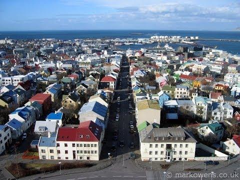 Tour around Reykjavík in Iceland