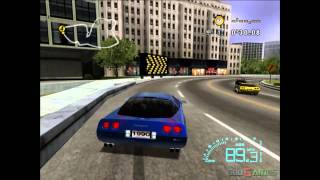 Corvette - Gameplay Xbox HD 720P