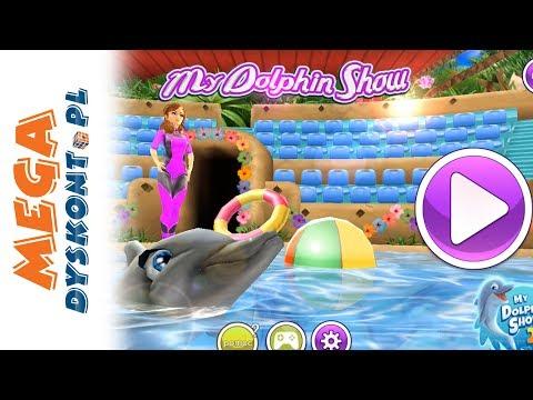 Gra My Dolphin Show 2 • Pokaz Delfinów •  Gry na telefon