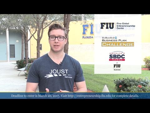 2017 Miami Herald Business Plan Challenge