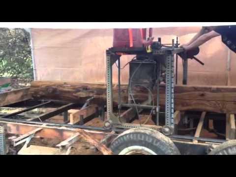Four stroke slabber - YouTube