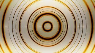 DER GOLDENE KREIS IM HINTERGRUND VIDEO-EFFEKTE | SAUBEREN HINTERGRUND KOSTENLOS DOWNLOADEN | DMX-HD-BG 356
