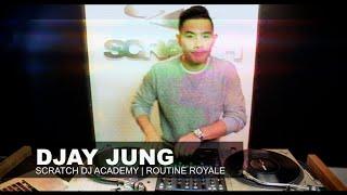 Download Mp3 Djay Jung | Routine Royale, Episode 8 | Scratch Dj Academy