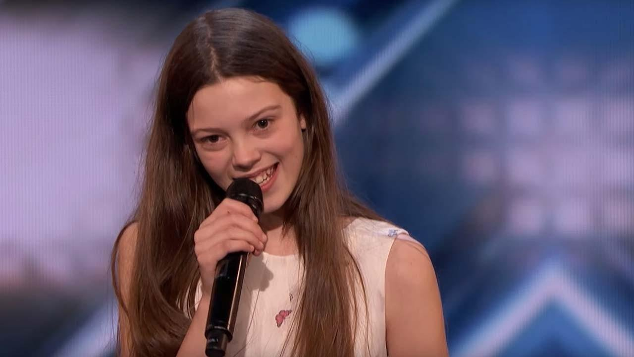 Agt 13-Year-Old Courtney Hadwin Shocks The Audience, Gets -1515