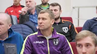 Старт обучения и лицензирования тренеров по футболу на категорию C UEFA