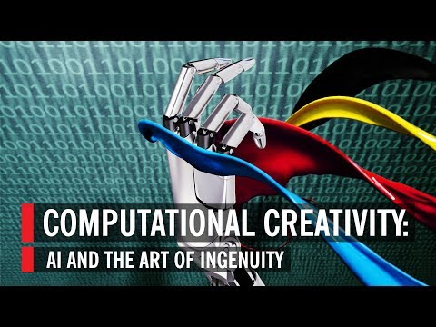 AI and the Art of Ingenuity: Computational Creativity