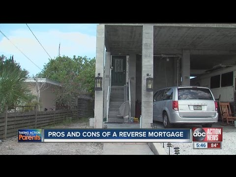 When is a reverse mortgage a good idea?