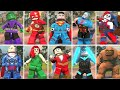 All Characters in LEGO DC Super-Villains