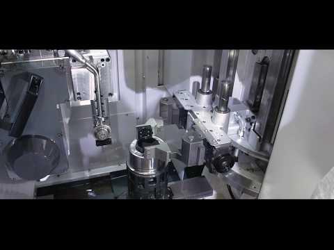 Liebherr - Gear manufacturing in Aerospace