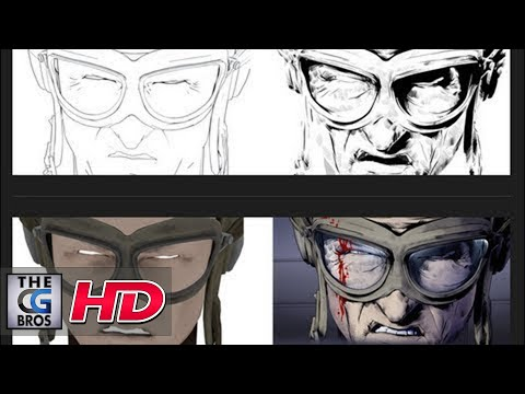"CGI Animated Breakdowns : ""Paths of Hate"" by Platige Image"