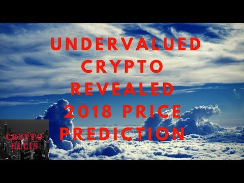REALLY UNDERVALUED CRYPTO