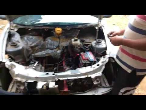 Ford Ka Com Motor De Moto