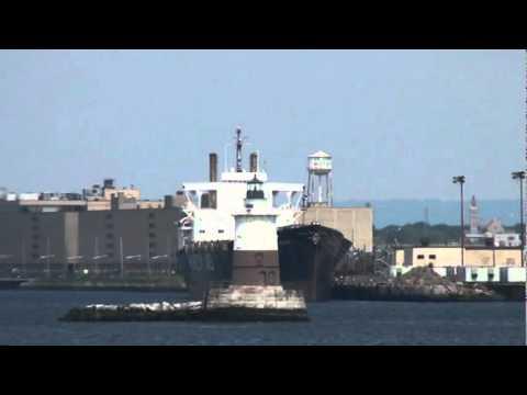 Sefco Export - New York ports - harbor views - Series B, 1b
