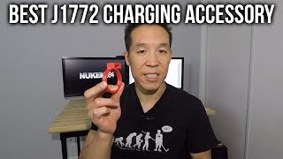 Must Have Tesla Model 3 Charging Accessory For J1772 Adapter