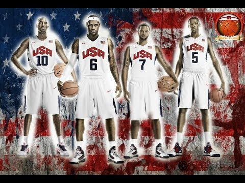 USA vs Greece - FIBA Semifinal 2006 - Every USA Dunks