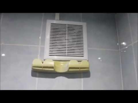 Лайфхак правильная вентиляция в ванной комнате! Взаимная подписка 2017!