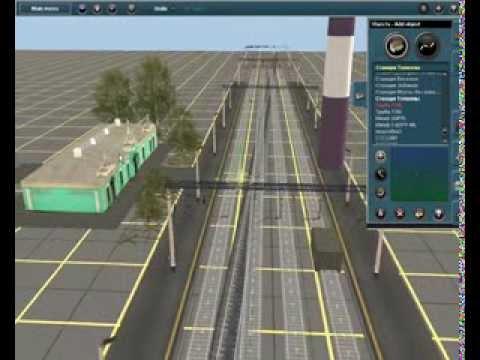 скачать карту для Trainz Simulator 2012 - фото 11