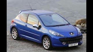 Обзор женского Пежо 207 2009 года.  Review Peugeot 207 2009