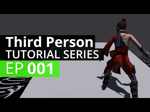 Create a Third Person System - Unity3D and Playmaker - PART 1