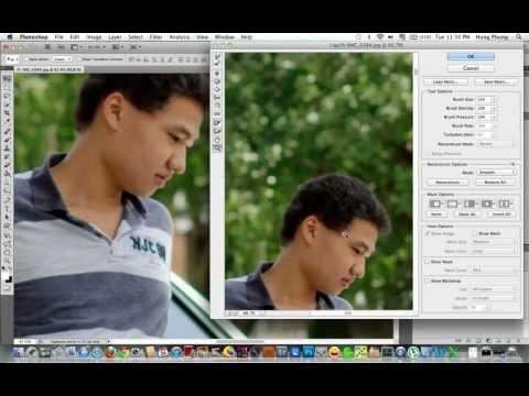 Blend màu cơ bản cho ảnh bằng photoshop CS5