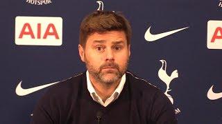 Tottenham 0-0 Swansea - Mauricio Pochettino Full Post Match Press Conference - Premier League