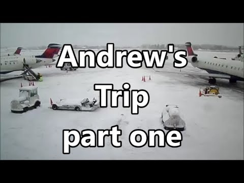 Andrew's Trip Part One 2.18.18 day 2063