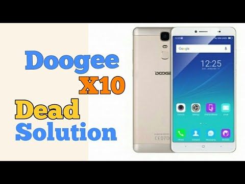 Doogee X10 Mobile Dead Recover By Flash