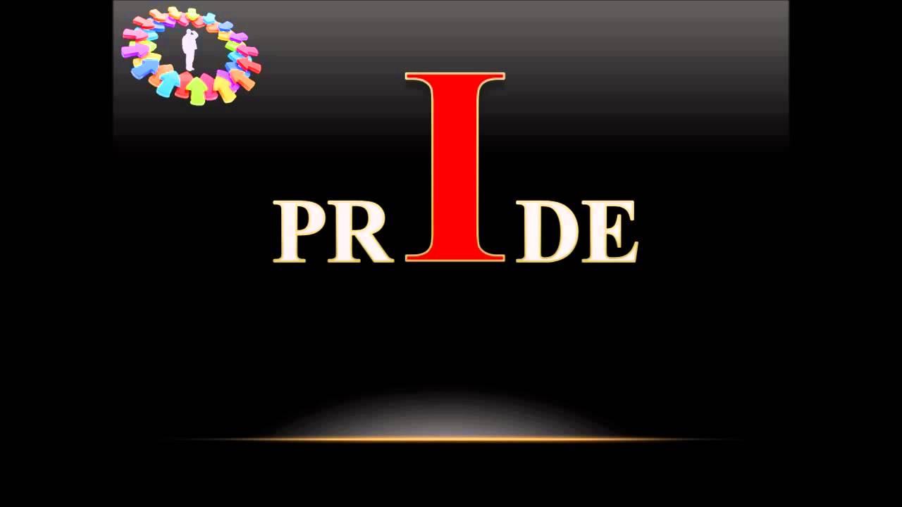 the boastful pride of life youtube