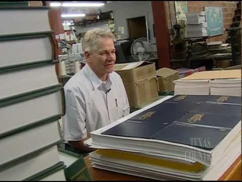 Chapman & Son Bookbinders (Texas Country Reporter)