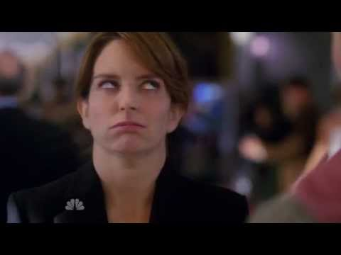 Liz Lemon's masterpiece eye roll