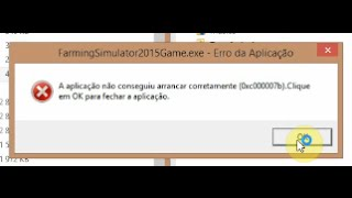 Easy fix fout 0xc00007b (voor Farming Simulator 15)