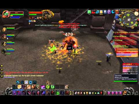 how to play world of warcraft offline