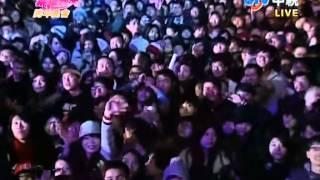 2014高雄義大跨年晚會-彭佳慧-快樂的人請舉手+相見恨晚+鏡子裡的我+敲敲我的頭