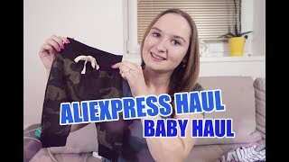 ALIEXPRESS HAUL #10 | Baby haul