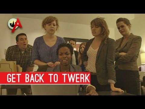 Get Back To Twerk ft. John Milhiser