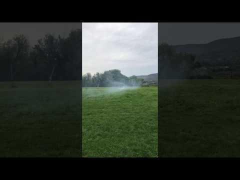 497 Carson/Cheverie Rocket Launch