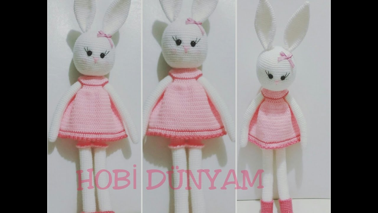 Amigurumi bebek ve rengarenk kıyafetleri – 10marifet.org | 720x1280