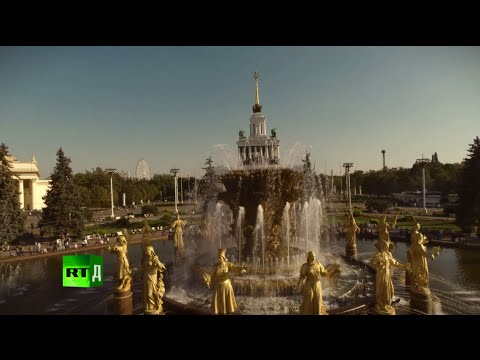 Soviet Paradise: restorers re-discover the magnificence of S