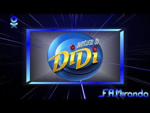 """Cronologia de Vinhetas do """"Aventuras Do Didi"""" (1998 - 2013) [VIMEO]"""