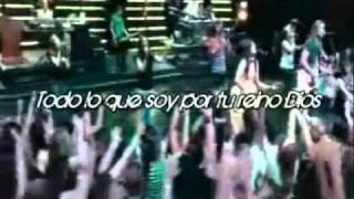 Hosanna in Spanish Hillsong United with Lyrics