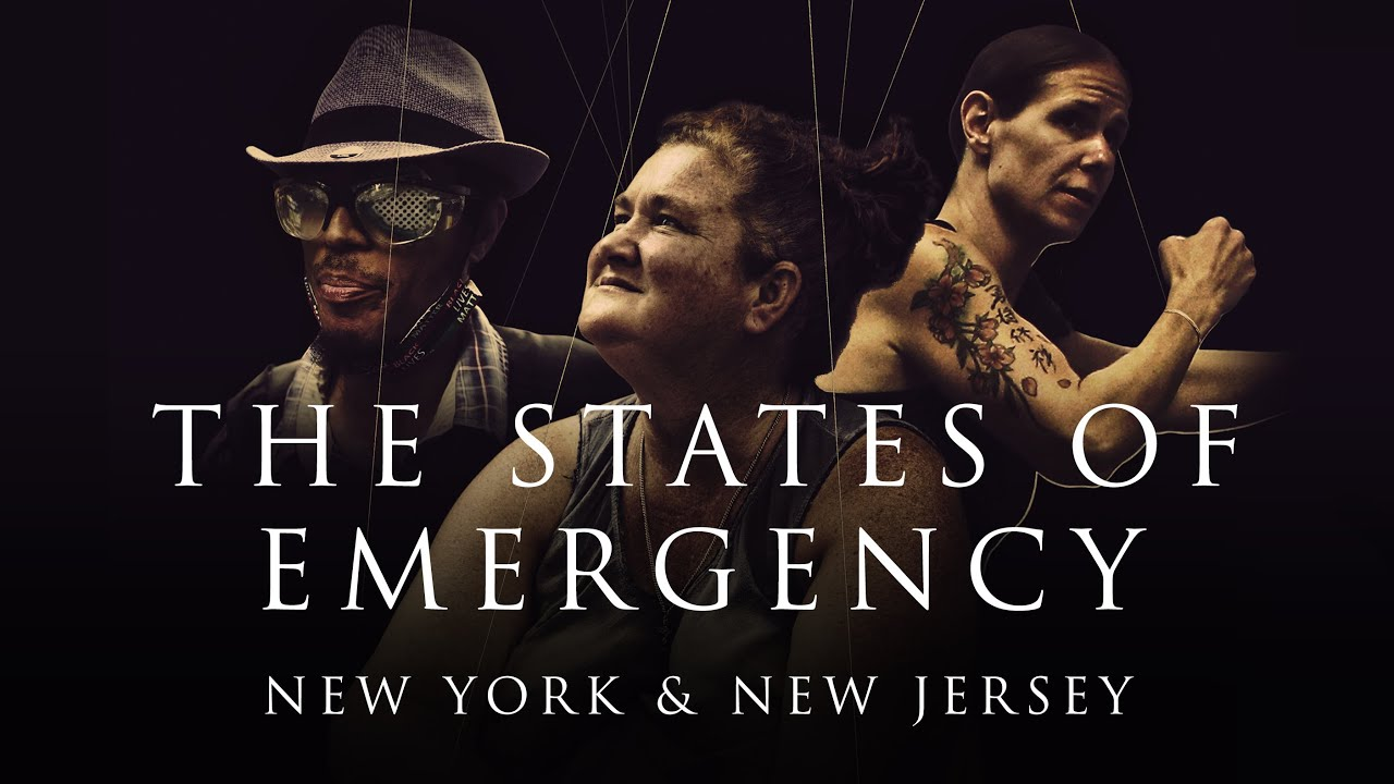 The States of Emergency: New York & New Jersey