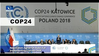 COP24: Negotiators Agree On Rules For Implementing Climate Deal Pt.3 16/12/18 |News@10|