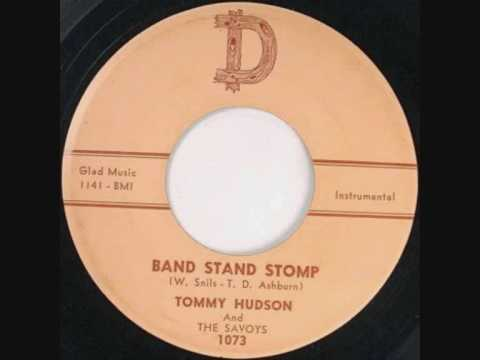 Tommy Hudson-Band Stand Stomp 1959