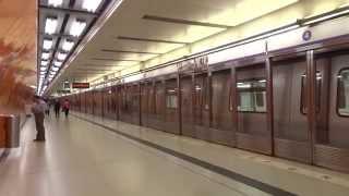 愚人節前夕 港鐵將軍澳綫 k train a313 a314 不載客駛經北角及油塘站